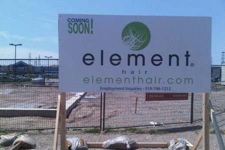 Element Hair moving to the Boardwalk in Waterloo