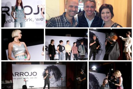 Element Hair attends Arrojo Expo in NYC