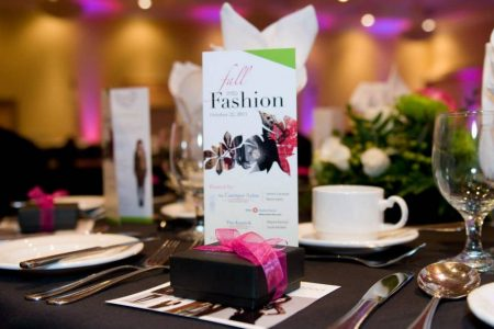 Fashion Show Fundraiser for KidsAbility