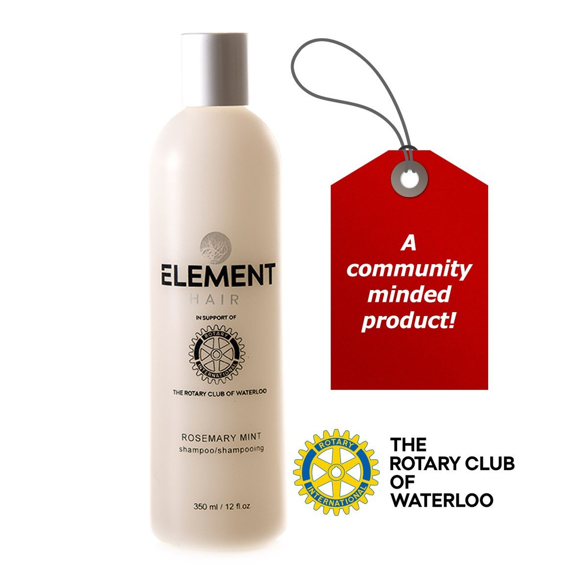 Charitable Community Support Shampoo