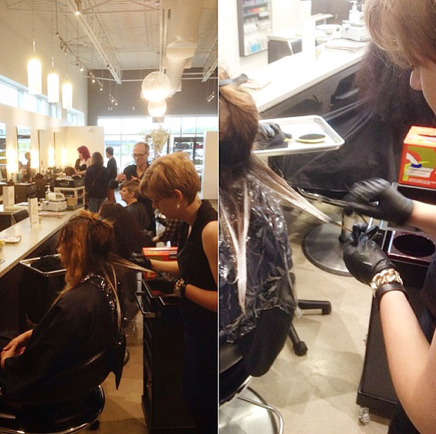 Salon Element Hair Colour Club Waterloo