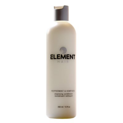 Element's Peppermint and Hempseed Conditioning Cleanser