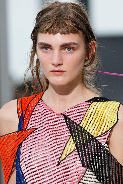 The Top 3 Hair Trends From Spring 2016 Fashion Month
