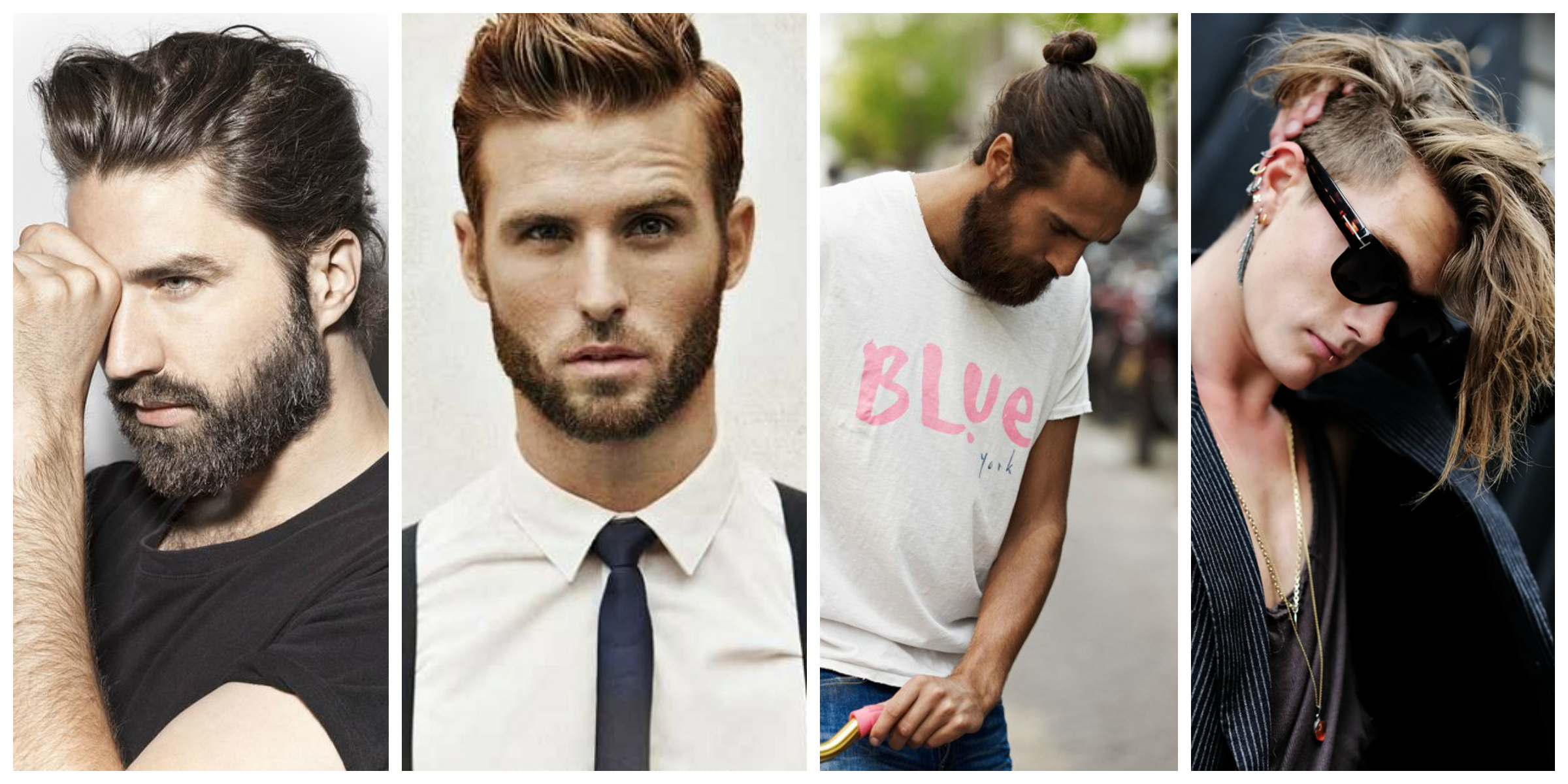 Mens Hair Now Trending