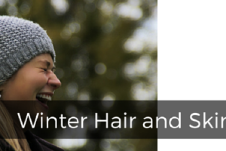 Winter Hair and Skincare Tips