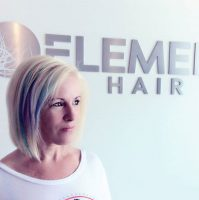 Anne Linkletter. Element Hair client since 2004.