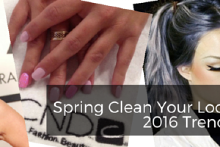 Spring Clean Your Look With These 2016 Trends
