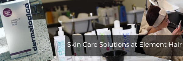 Skin Care Solutions at Element Hair