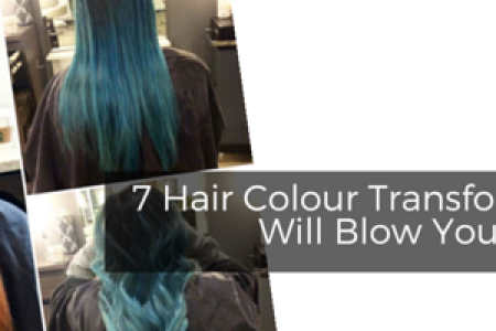 7 Hair Colour Transformations That Will Blow Your Mind