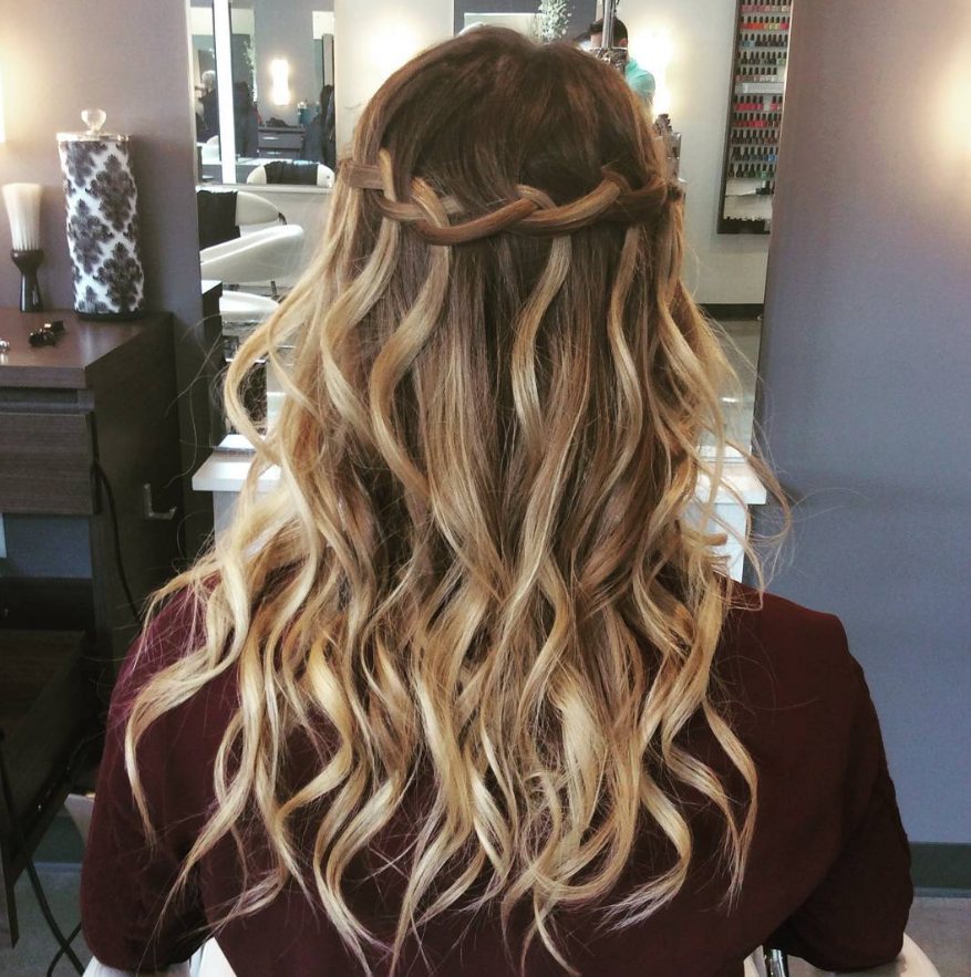 Perfect Prom Hairstyles: Finding The Perfect Prom Hairstyle At Element Hair