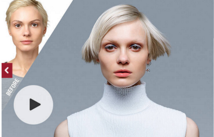 Element Hair Goldwell Cool Blonde Multi Shading Service
