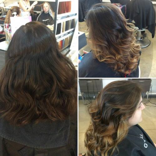 Hair Painting Element Hair