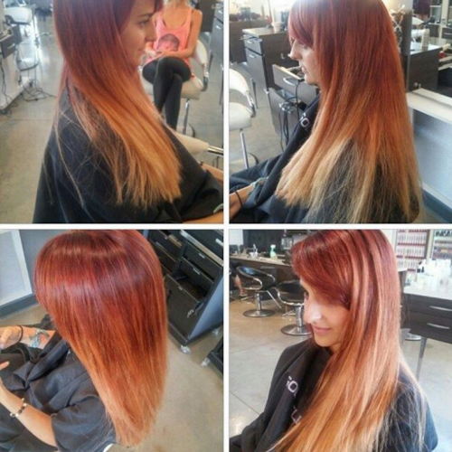 Hair Painting blog Element Hair