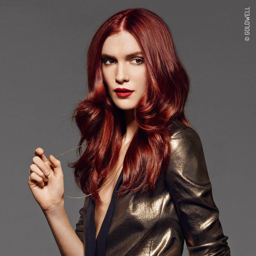 Goldwell Red Collection Womens Hair Colour