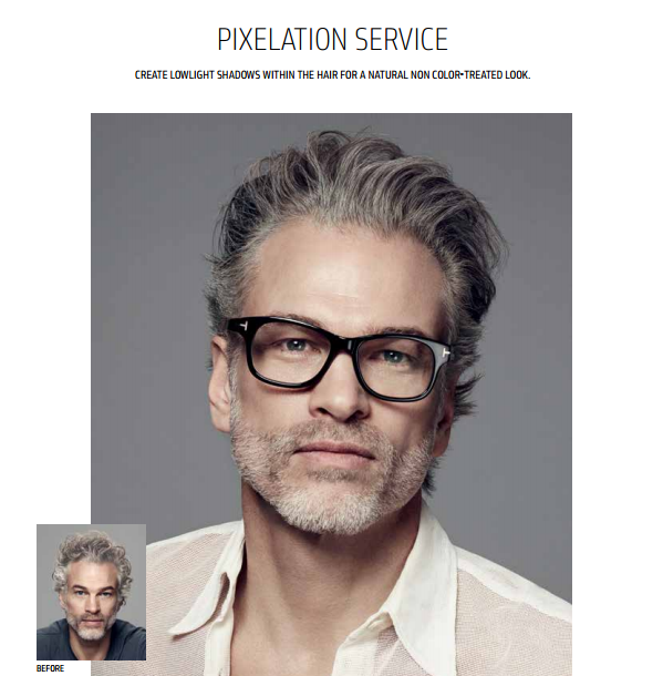 Hair colour for men - Goldwell at Element Hair