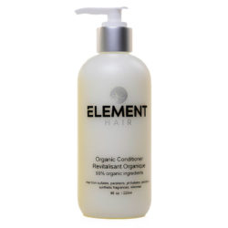 Organic Conditioner for hair. Natural ingredients