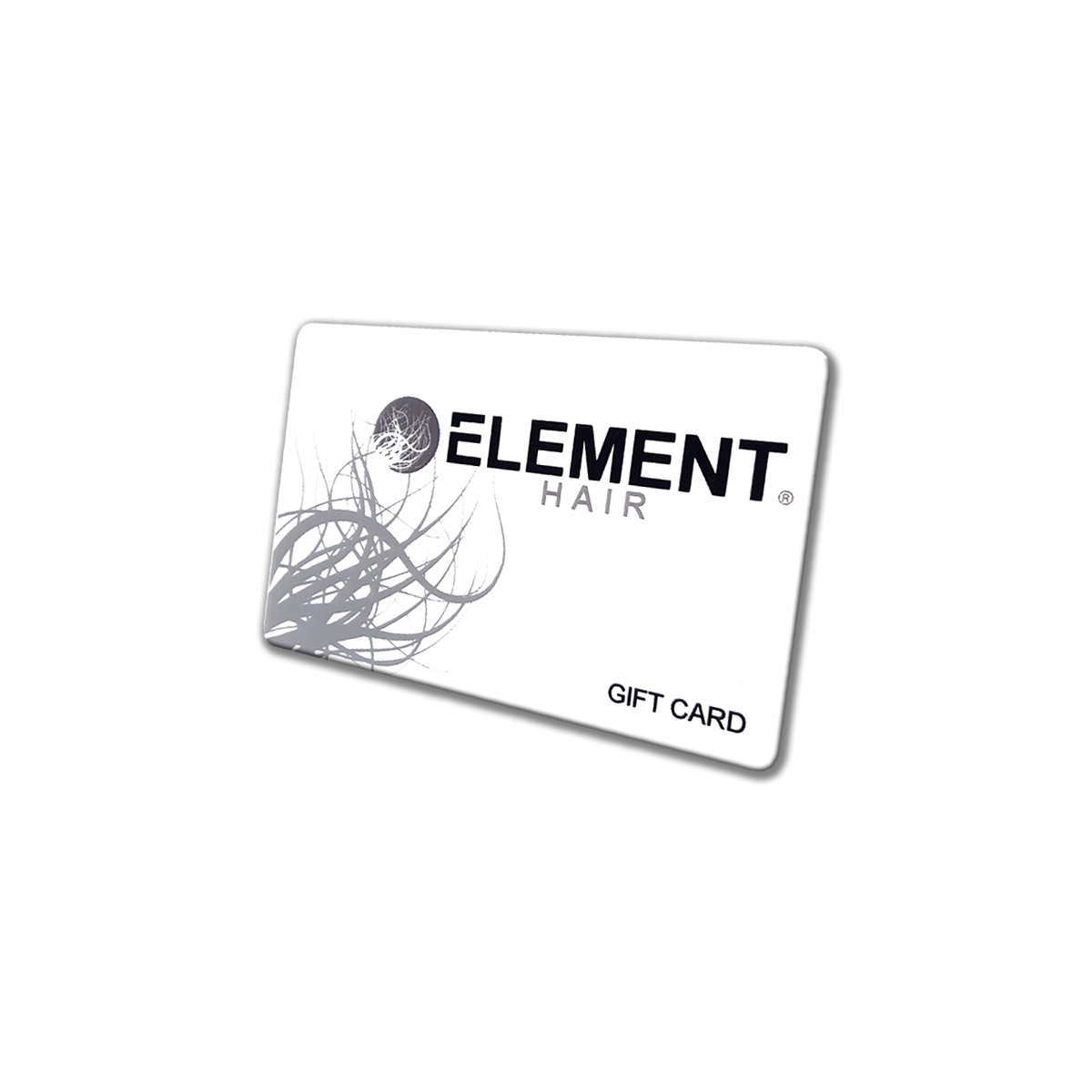 Gift cards available at Element Hair
