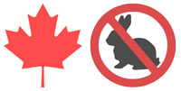 Made in Canada. No animal testing