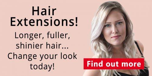 hair extensions Element Hair Waterloo