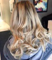Alenka client hair 2