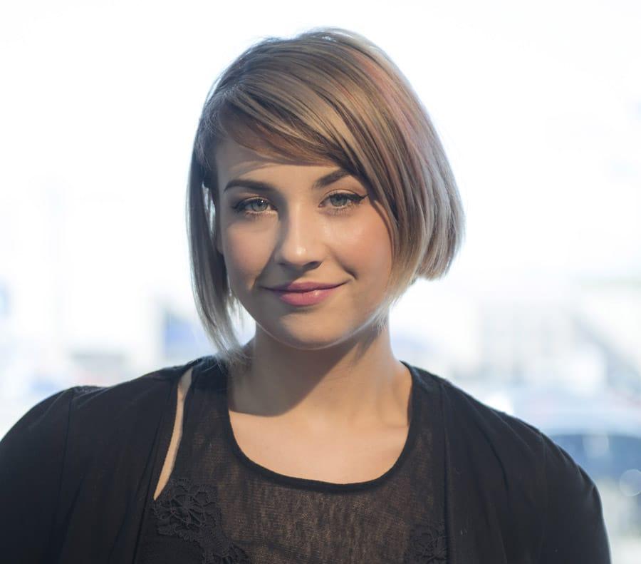 Alenka, apprenticing Hairdresser at Element Hair