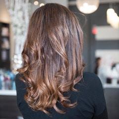 Alenka client hair 5