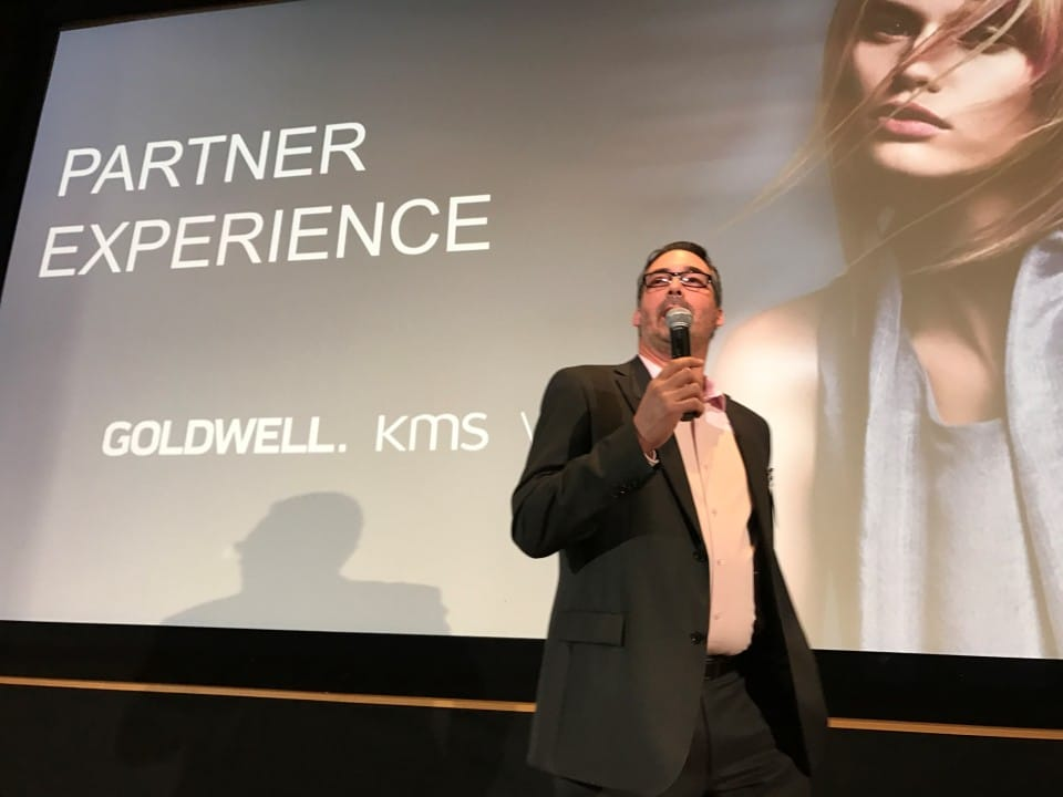 Element attends the Toronto KAO Partner Experience  (KMS, Goldwell)