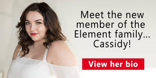 Meet Cassidy, hairdresser and makeup artist at Element Hair