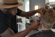 razor barbering hair tattooing Jason Joseph at Element Hair