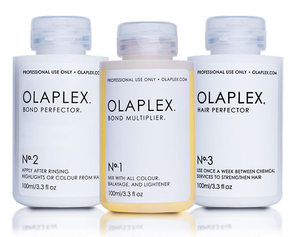 Olaplex hair repair