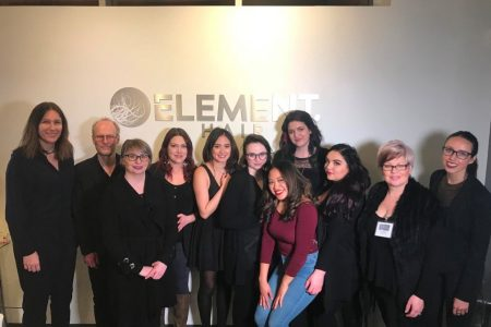 Element's open house in support of Kidsability was a success
