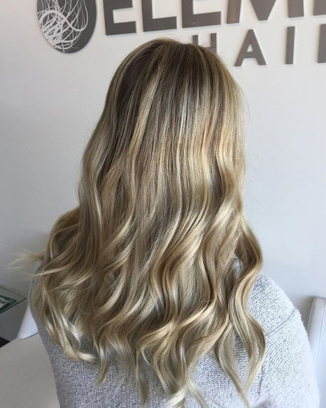 Balayage hair special
